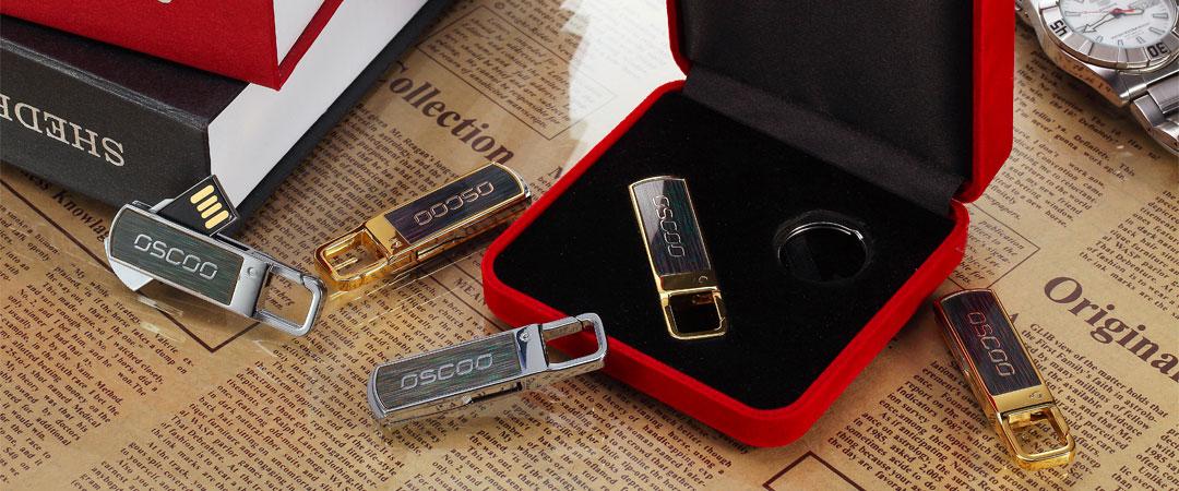 Clé USB publicitaire prestige