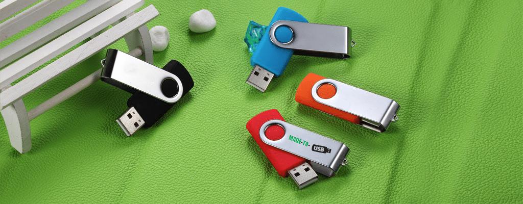 Custom USB twister made to usb