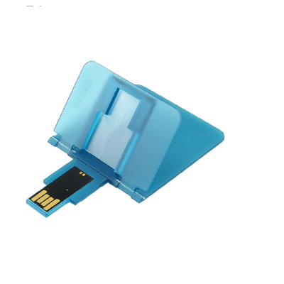 Carte De Visite Usb Plastique
