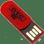 Mini clip USB personnalisé
