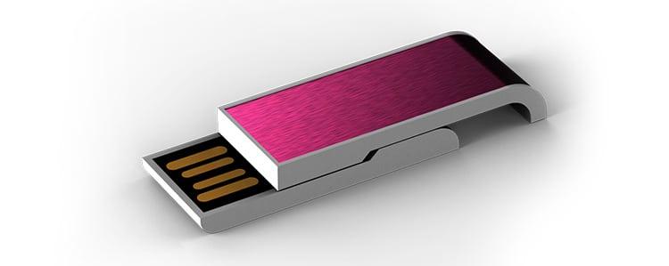 USB mini clip metal Made to usb