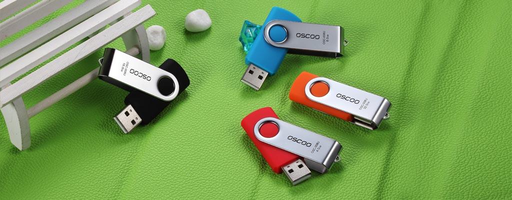 Clé USB Twister personnalisée
