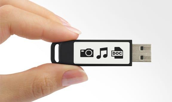 Données clés USB