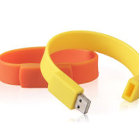 Wristband USB with logo