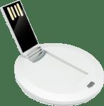 Mini clé USB ronde