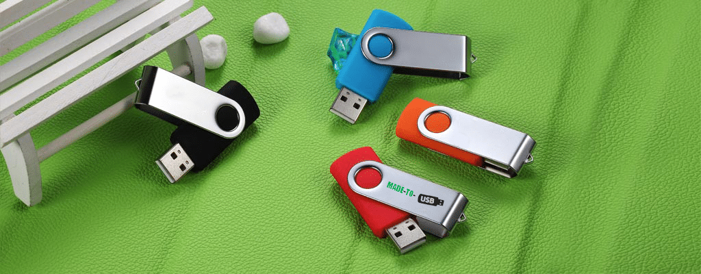 Custom USB Twister