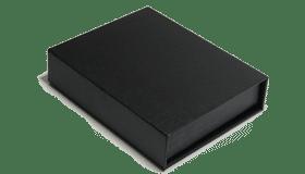Coffret Flip box. Dimensions: 11.0x8.5x2.5cm