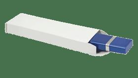 Petite boite en carton semi-rigide clés USB