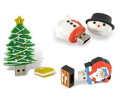 Clé USB Noël Made-to-usb