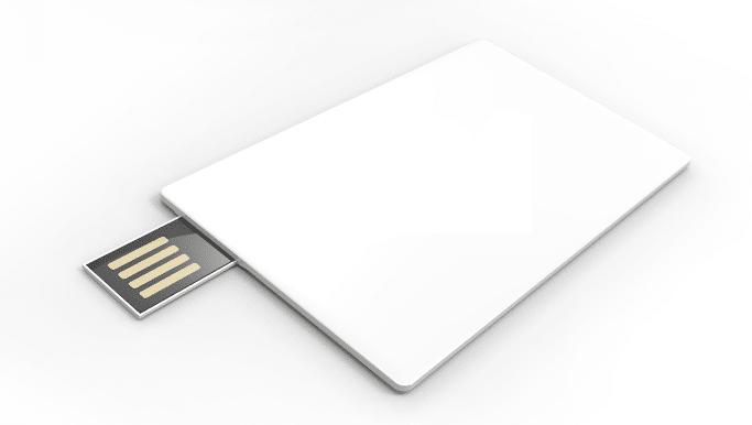 Carte de crédit USB CA002