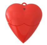 Clé USB en forme de cœur