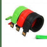 Bracelets USB publicitaires