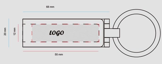 Schéma clé USB CU003