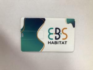 Clé USB carte de visite Made-to-usb